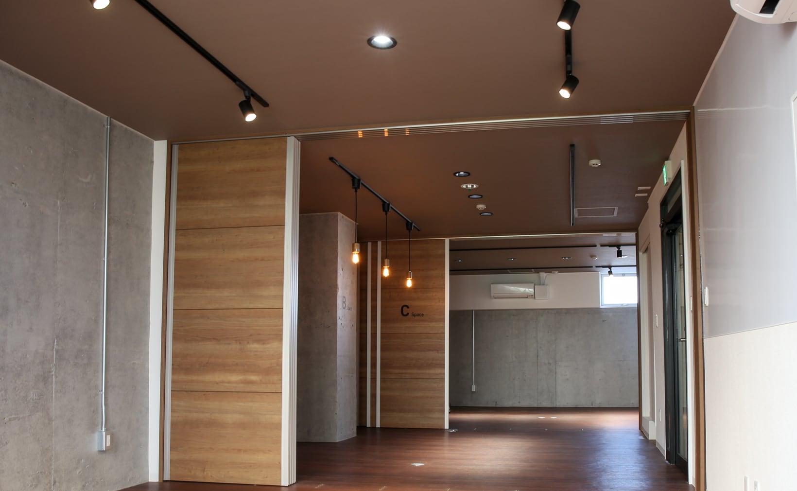MARUCO(マルコ)貸会議室 Aスペース・Bスペース・Cスペース